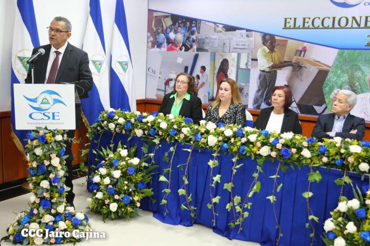 elecciones regionales de la Costa Caribe, Yatama, Ciudadanos por la Libertad, Partido Conservador, FSLN