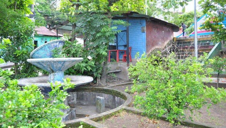 La comuna de Boaco ha presupuestado dos años seguidos la segunda etapa de rehabilitación de este parque, pero no lo ha ejecutado. LA PRENSA/M. Rodríguez