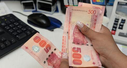 Standard & Poors advierte del peligro de devaluación en Nicaragua si se continúan reduciendo las reservas internacionales. LA PRENSA/ ÓSCAR NAVARRETE