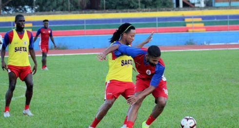 Haití, Nicaragua, futbol, Managua