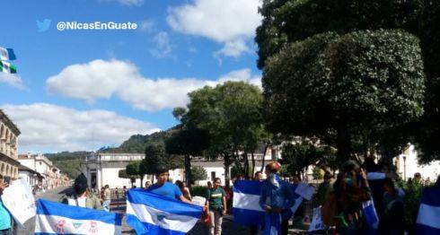 Cumbre Iberoamericana, protesta, Costa Rica, Nicaragua, Venezuela