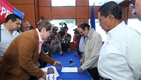 farsa electoral, partidos políticos, elecciones regionales de la Costa Caribe
