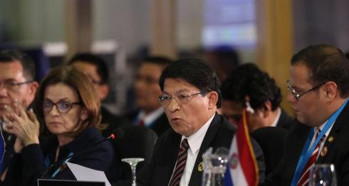 José Miguel Vivanco, Carlos Alvarado, Cumbre Iberoamericana, matones, Nicaragua, régimen