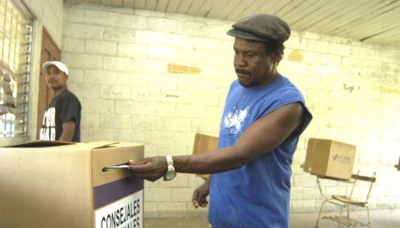 elecciones regionales Costa Caribe, Nicaragua, Unidad Nacional Azul y Blanco, Ciudadanos por la Libertad