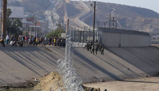 migrantes, Estados Unidos