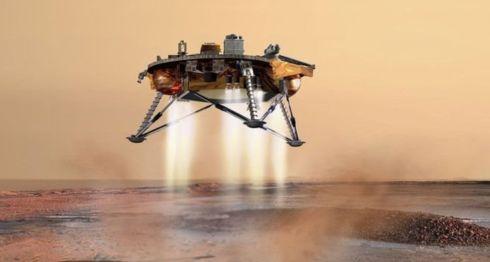 InSight entrará en la atmósfera marciana a 19.800 kilómetros por hora y deberá reducir su velocidad en menos de siete minutos a solamente 8 km por hora para un aterrizaje exitoso.NASA