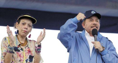 régimen, Daniel Ortega, Estados Unidos, sanciones, Nicaragua