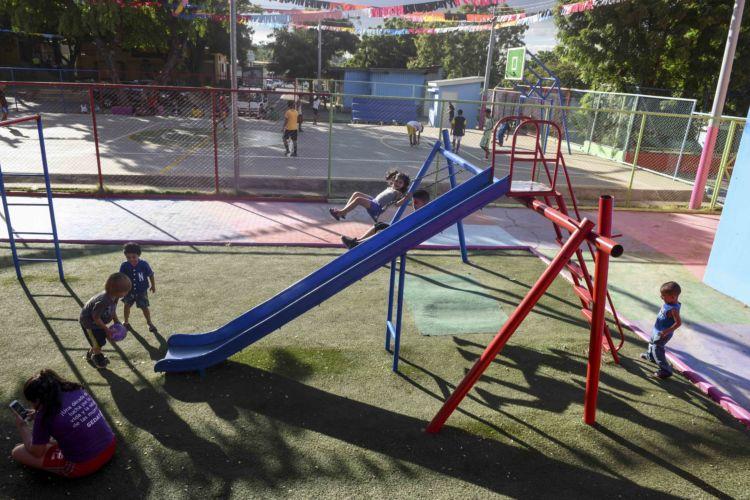 Parques en Managua