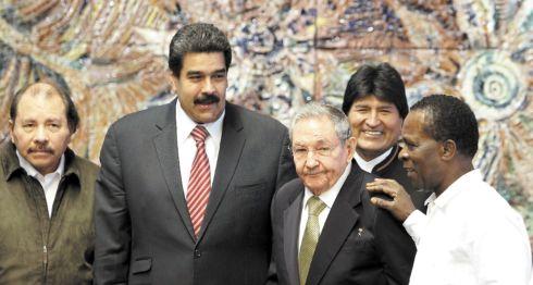 Represión, Daniel Ortega, aliados, sanciones