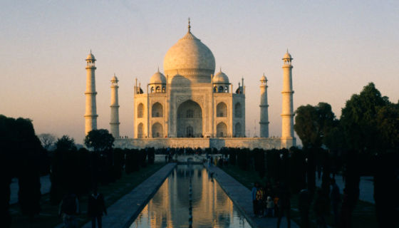 Es el edificio más famoso de India pero podría desaparecer.Getty Images
