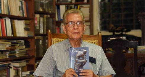 Alejandro Serrano Caldera, Libro Filosofía y Crisis, Nicaragua, España
