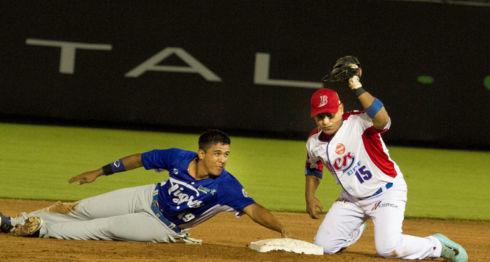 Bóer y Tigres de Chinandega jugarán una serie de cinco partidos a ganar tres, por el segundo puesto en la final de la Liga de Beisbol Profesional Nacional. LA PRENSA/MANUEL ESQUIVEL