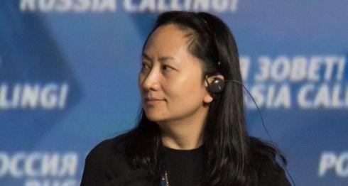 Meng Wanzhou, la hija del fundador del gigante de las telecomunicaciones chino Huawei y directora financiera de la compañía. Reuters