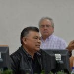 Wilfredo Navarro llama «maricón» y amenaza con golpear a periodista de Canal 12