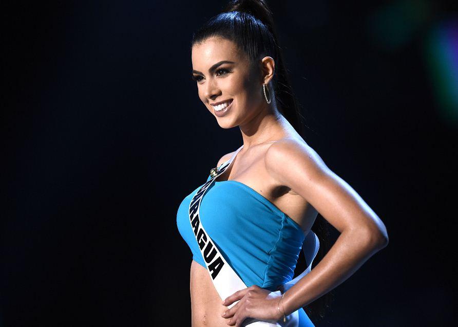 De Universo Adriana En Así Lució Paniagua 2018 Preliminar Miss La mb7yYvf6Ig