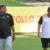 Vicente Padilla y Wilton López con Selección ante Cuba