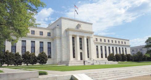 La Reserva Federal podría elevar las tasas este año. LA PRENSA/AFP/ KAREN BLEIER