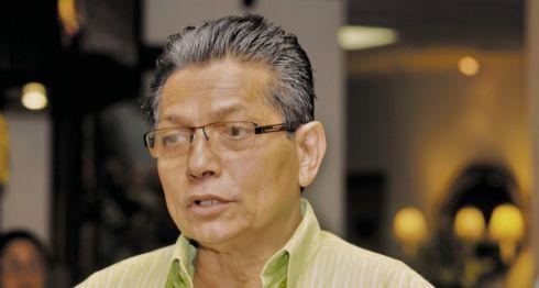 El sindicalista y diputado orteguista Luis Barbosa. LA PRENSA/ ARCHIVO