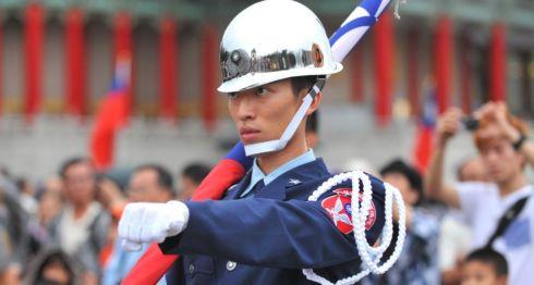 Hay un fuerte sentimiento nacionalista en Taiwán.Getty Images