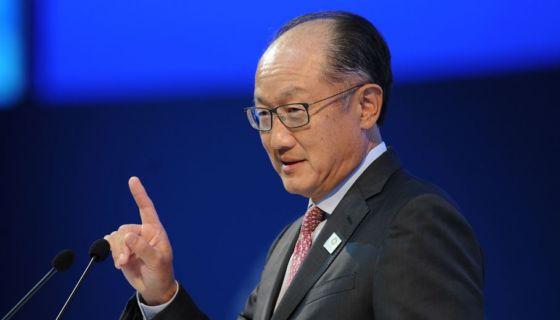 Jim Yong Kim, Banco Mundial