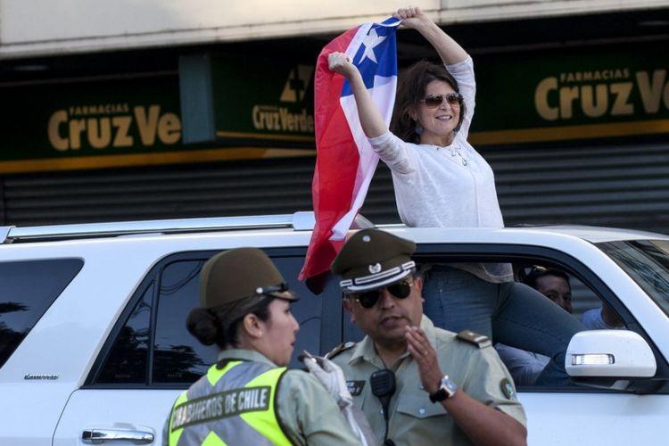 Chile ha alcanzado una prosperidad sustancial en las décadas recientes.AFP