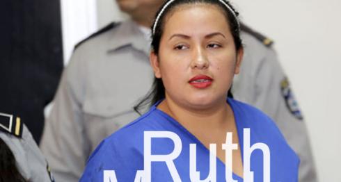 Ruth Matute, presa política con problemas del corazón. LA PRENSA/ REDES SOCIALES