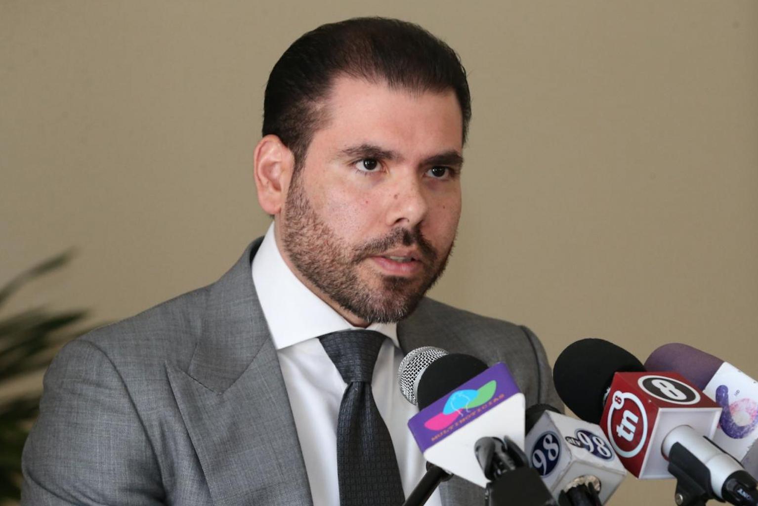Laureano Ortega Murillo, hijo de los dictadores de Nicaragua y asesor presidencial en temas de inversiones. LA PRENSA/ Tomada de El 19