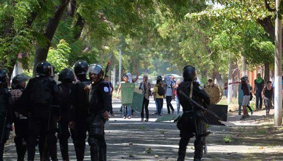 masacre, Ley de reconciliación, Rosario Murillo, represión, Nicaragua