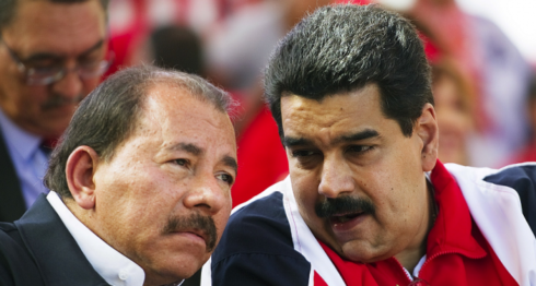Ortega-y-Maduro, Nicaragua, Venezuela