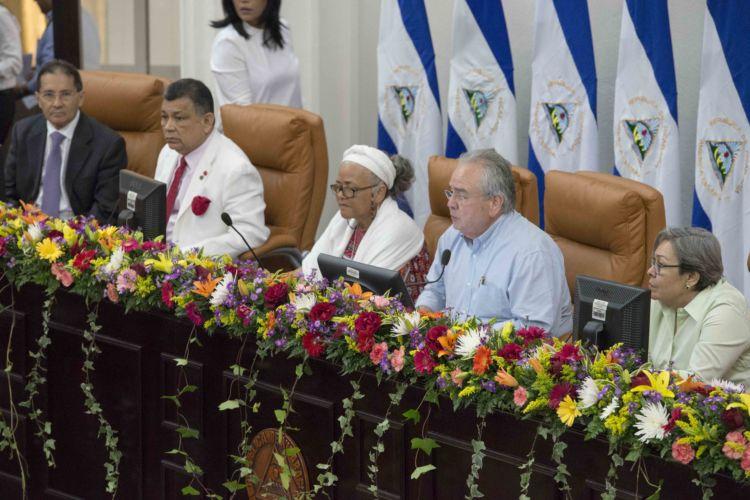 ley de reconciliación, democratización, régimen, represión, Nicaragua