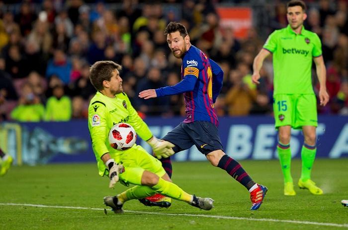 Sevilla Barcelona Y Real Madrid Girona En Cuartos De Copa Del Rey