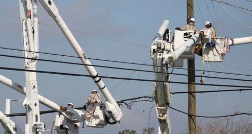 Varios países de Centroamérica se vieron afectados por el apagón.Getty Images