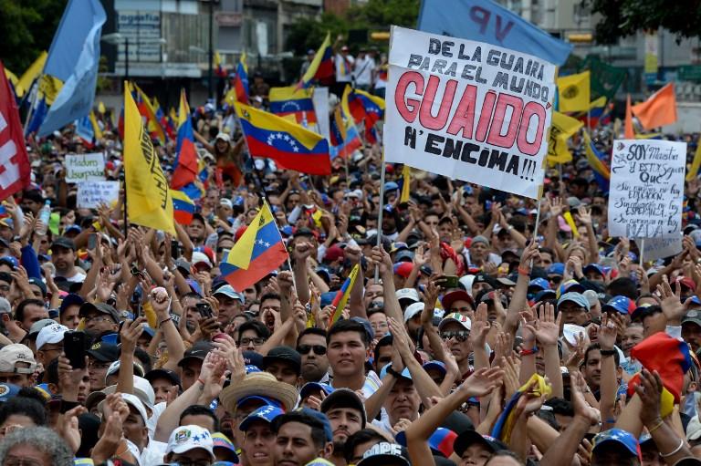 venezuela, venezolanos, juan guaido