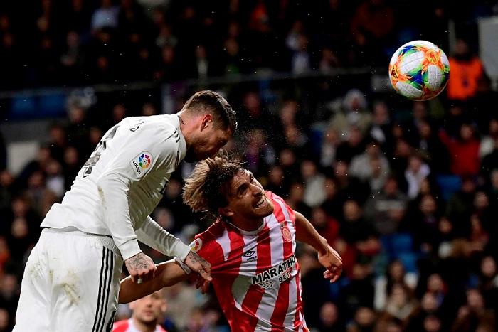 Real Madrid Se Adelanta 4 2 Al Girona En Cuartos De Copa Del Rey