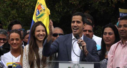 Juan Guaidó, Venezuela, Nicaragua