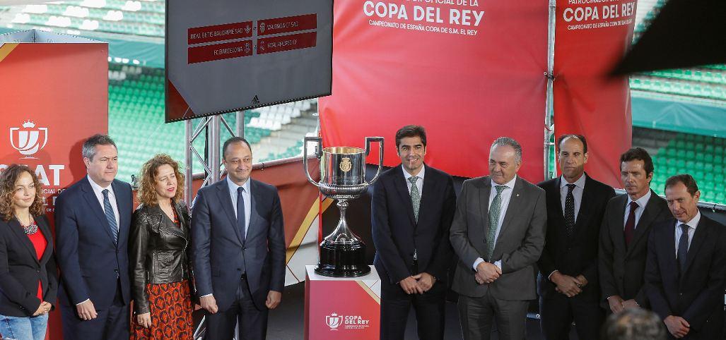 Betis Valencia Y Barcelona Real Madrid Semifinales De La Copa Del Rey