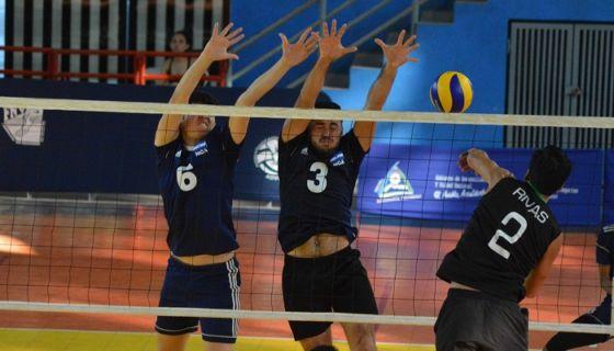 Rivas ganó por segunda vez el campeonato selectivo de voleibol, que en sus cinco ediciones ha visto vencer tres veces a Managua. LA PRENSA/CORTESÍA/FNVB