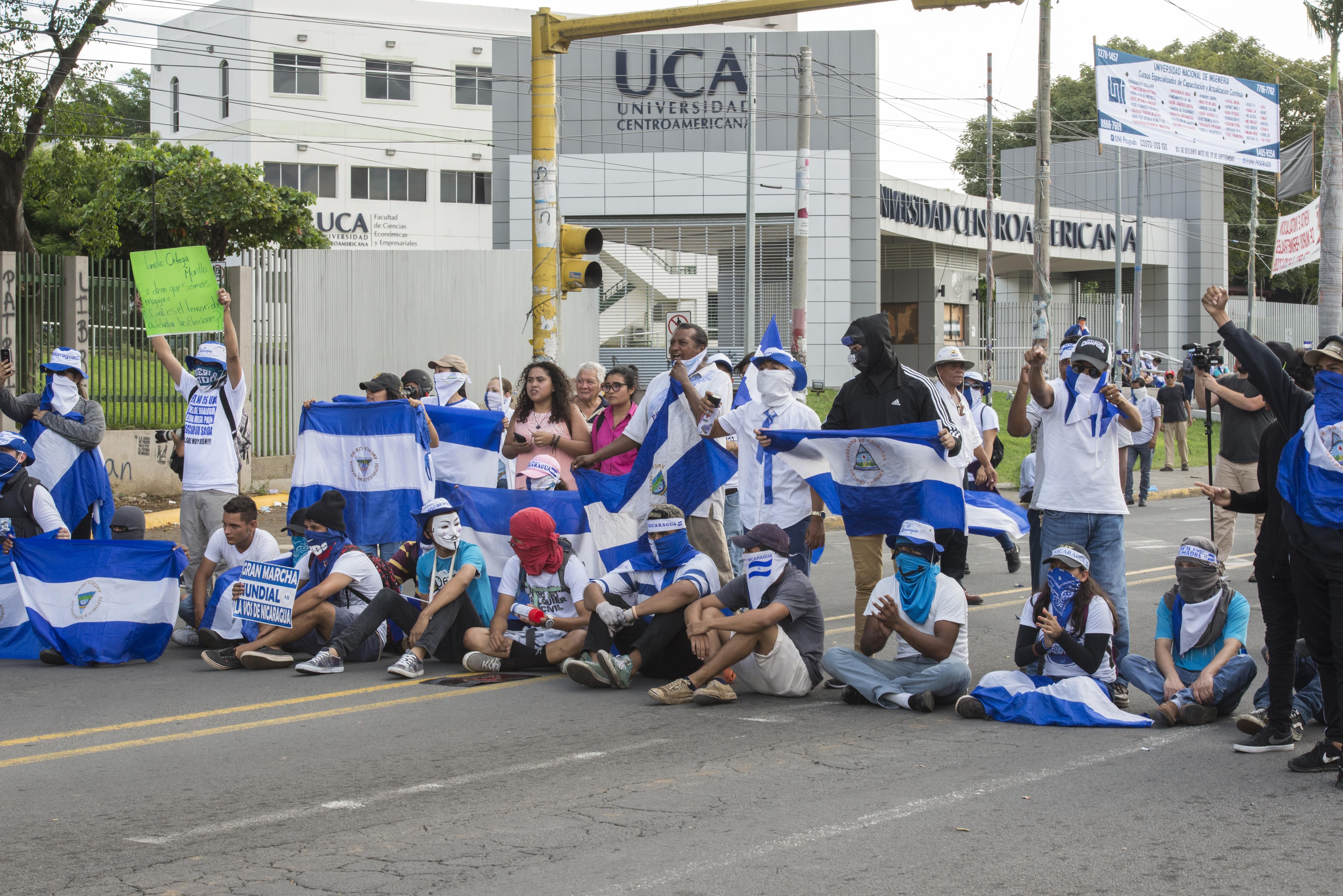 Uca Suspende Clases Por La Seguridad De Los Estudiantes