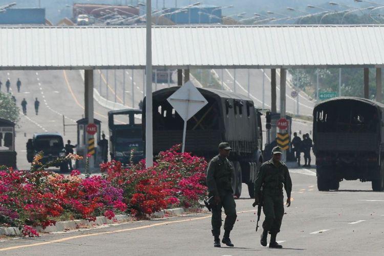 Venezuela, frontera