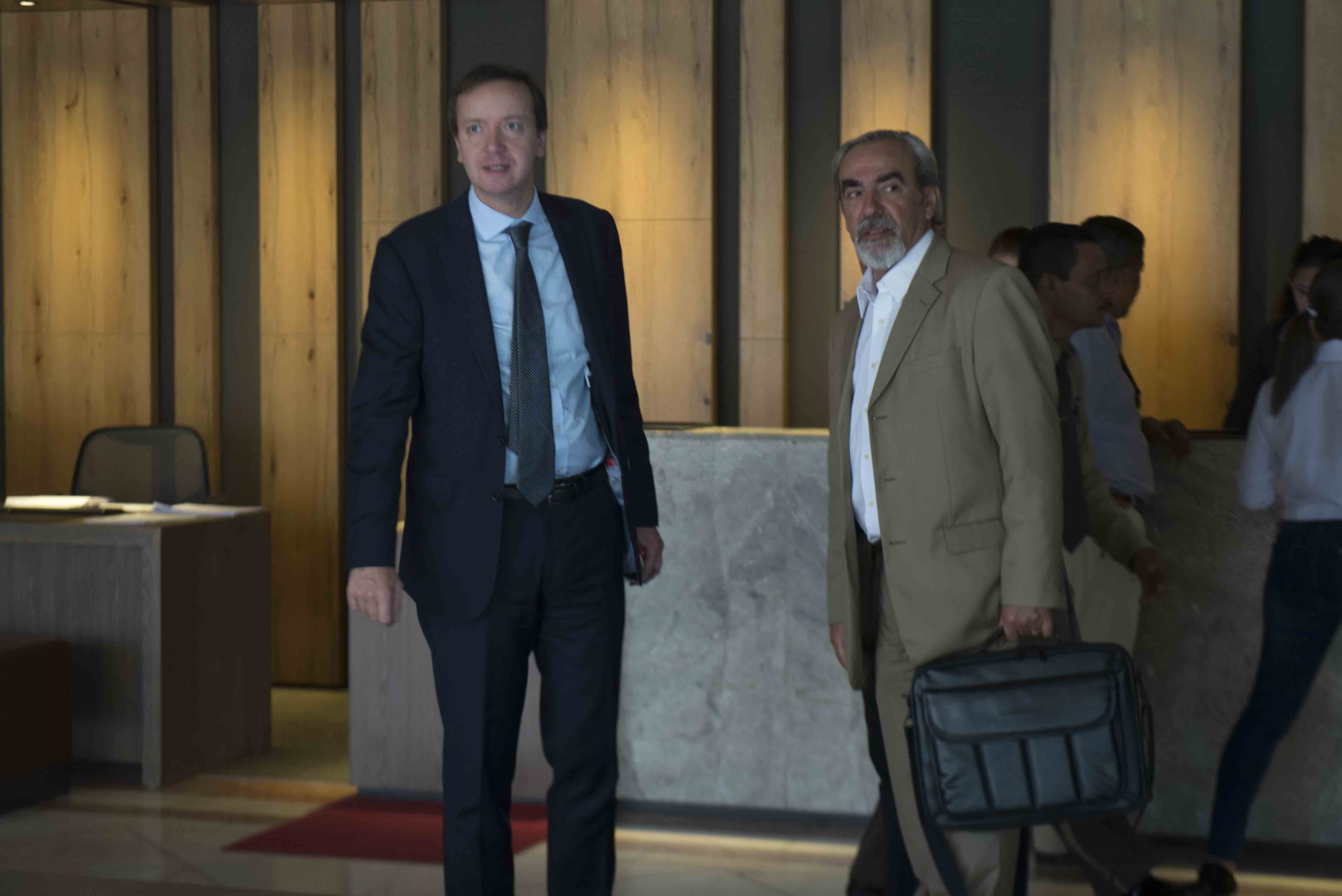 La delegación de la OEA que llegó al país a reunirse con el régimen de Daniel Ortega se marchó sin informar llos motivos por las cuales llegaron a Nicaragua