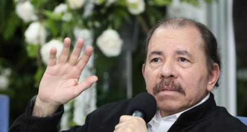 Daniel Ortega, el dictador de Nicaragua. LA PRENSA/ Tomada de El 19