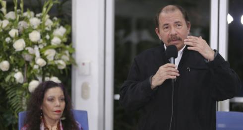 Daniel Ortega y Rosario Murillo, los dictadores de Nicaragua