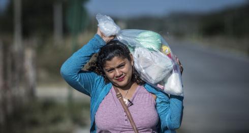 Sugey Rios, presos políticos