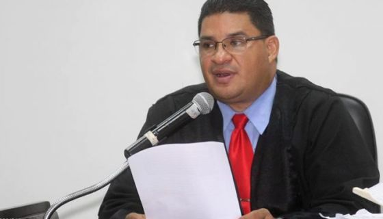 El juez orteguista Ernesto Rodríguez Mejía. LA PRENSA/Cortesía