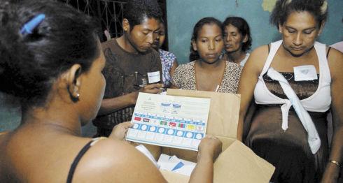 elecciones regionales, Costa Caribe, Nicaragua, FSLN, reforma a la Ley Electoral, padrón electoral