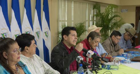 reforma fiscal, Ley de Concertación Tributaria, represión, Nicaragua, Wálmaro Gutiérrez, Cosep