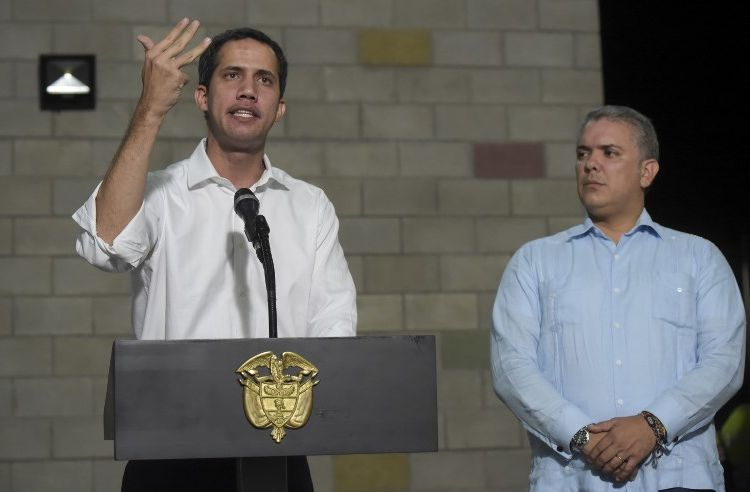 Juan Guaido, Venezuela