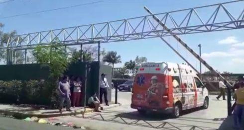 ambulancia, Complejo