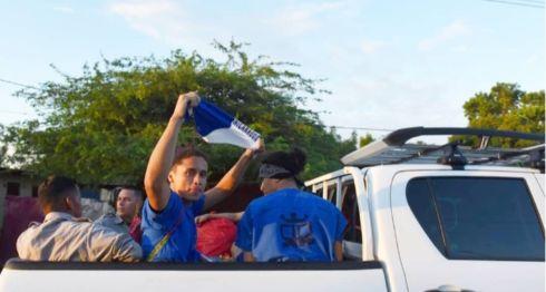 Presos Políticos, NiCARAGUA, PROTESTAS