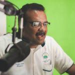 Citan a periodista Sergio León a juzgado por reportar situación del Covid-19